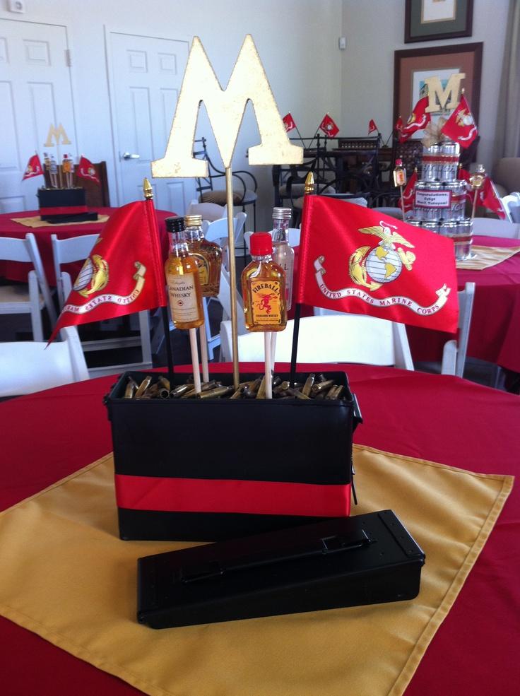 Usmc Party Decorations