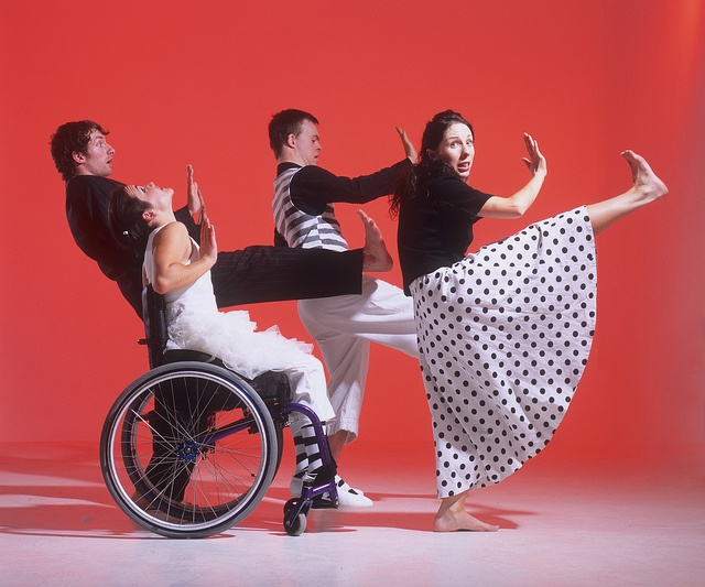 Thank You For The Eggs! #03 by StopGAP Dance Company, via Flickr | Editorial Styling: People with disabilities in 2018 | Pinterest | Dance, Dancer and Dance art