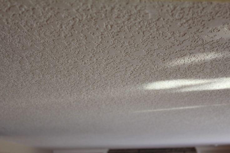 Best 25+ Popcorn ceiling ideas on Pinterest