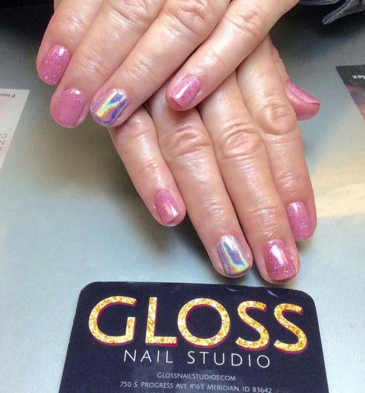 Fluorescent Nails   by Angie Heinemann  Gloss Nails:  Schedule an appointment today  (208)887-8548