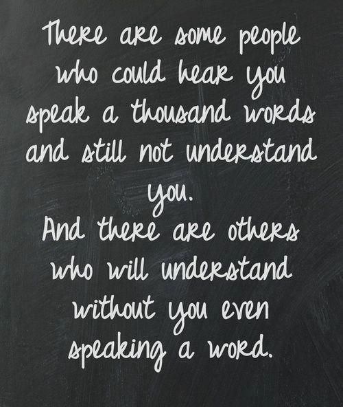 I wonderful and very true quote!