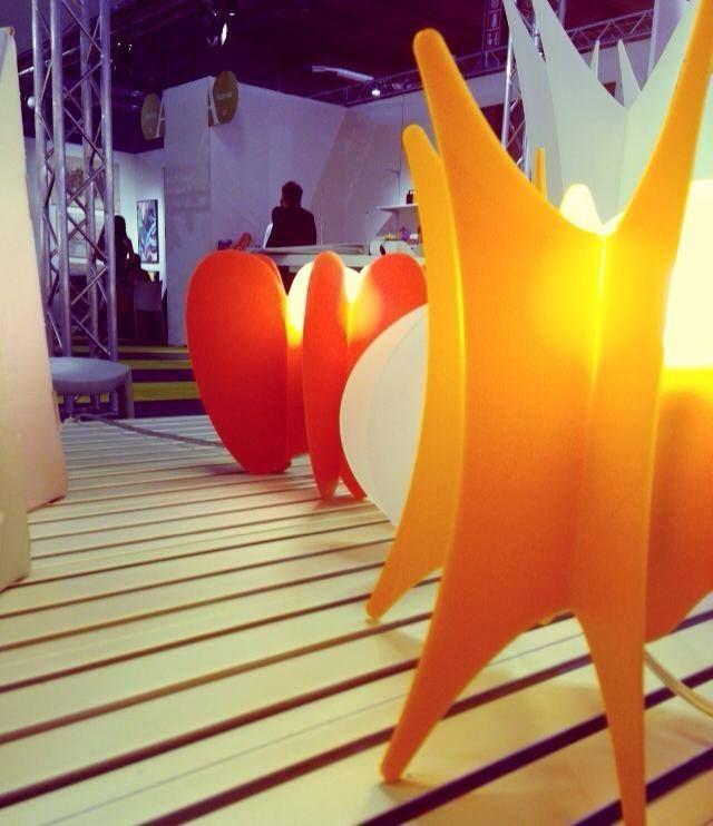 #light #joinlamp #lamps #colors #wonderful #macef2013 #milano #milan #catalano