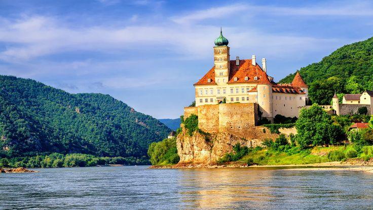 Najpiękniejsze i najciekawsze miejsca nad Dunajem
