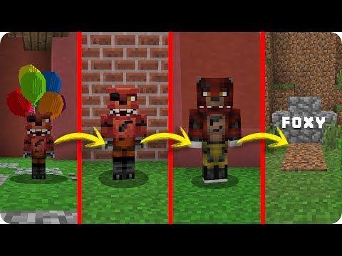 FOXY ANIMATRÓNICO FNAF VS LA VIDA EN MINECRAFT | SI EL CICLO DE VIDA EXISTIESE EN MINECRAFT - VER VÍDEO -> http://quehubocolombia.com/foxy-animatronico-fnaf-vs-la-vida-en-minecraft-si-el-ciclo-de-vida-existiese-en-minecraft    El animatrónico Foxy de Minecraft se vuelve viejo, envejece con el tiempo en Minecraft! Nace como bebé Toy Foxy y va creciendo hasta envejecer como Foxy de Five Night's At Freddy's FNAF y morir! El ciclo de vida en Minecraft! =========