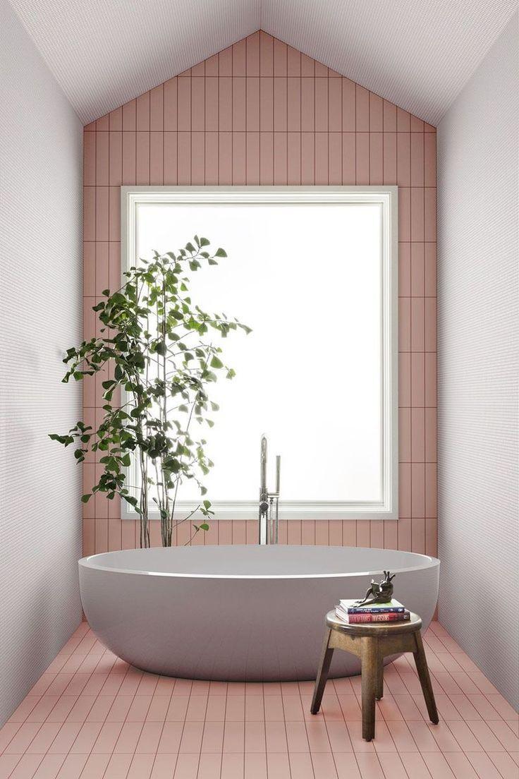 35 Awesome Bathroom Wall Decor Ideas - #luxusbadezimmer ...