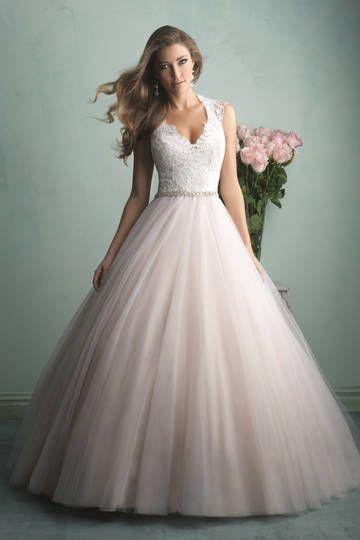 Wedding dress - Allure Bridals 9162   Allure Bridals   Jessica Bridal   Weddings   Auckland
