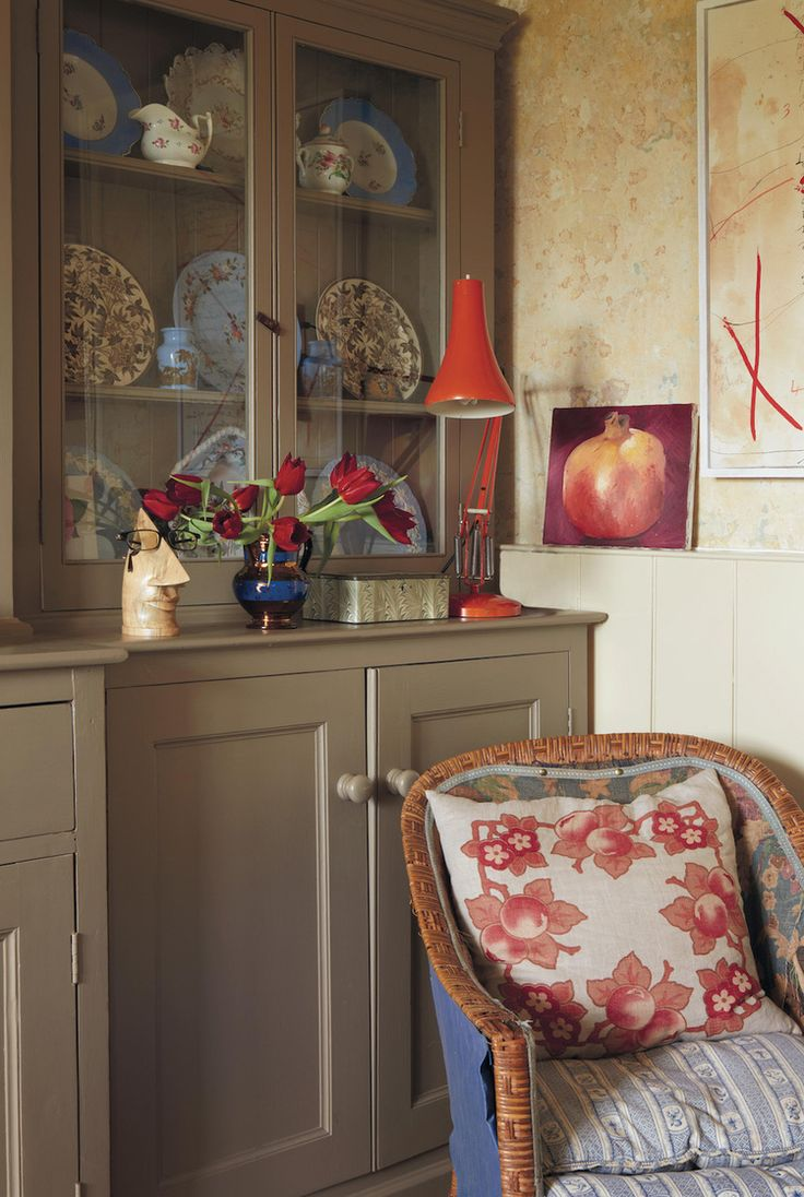 Farrow Ball Decorating With Colour By Ros Byam Heart Home