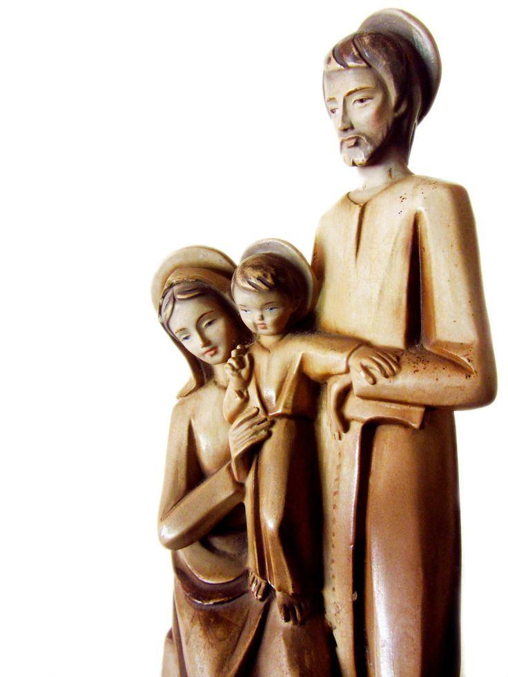 Imagen católica: sagrada familia, jesus, maria, jose, virgen, nino,nazaret - Cathopic