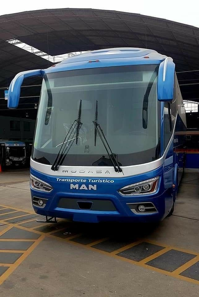 Man Modaza Zeus 4 380 Autobus Camiones Pasajeros