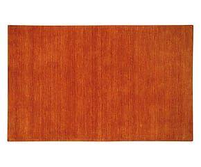 Tappeto in lana bikaner Eternity zucca - 160x230 cm