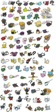 The League of Cats!