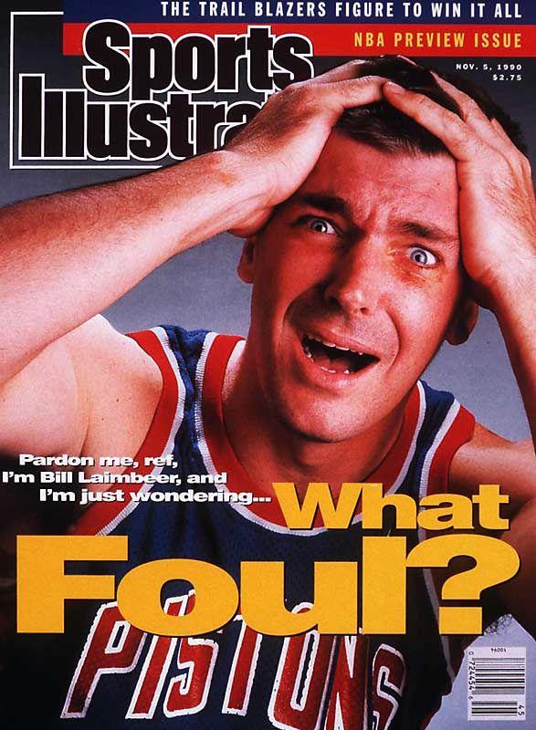 1989 detroit pistons | 1989-90 Detroit Pistons - Unsportsmanlike Conduct - Photos - SI.com