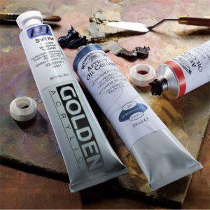 6 importantes diferencias entre la pintura acrilica y el óleo.  http://comopintarcuadrosconoleo.com/diferencias-entre-pintura-acrilica-y-oleo
