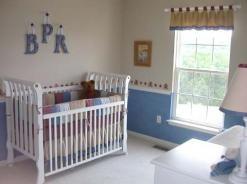 Baby Boy Nursery Ideas, Vintage Nursery - by Jack and Jill ...