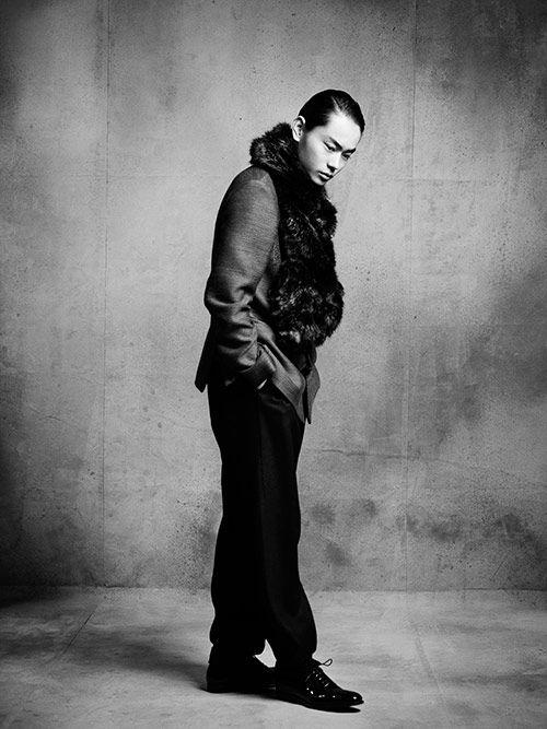 アルマーニを着る俳優の写真展が東京・代官山で開催 - 小栗旬や二階堂ふみ、菅田将暉などの写真2