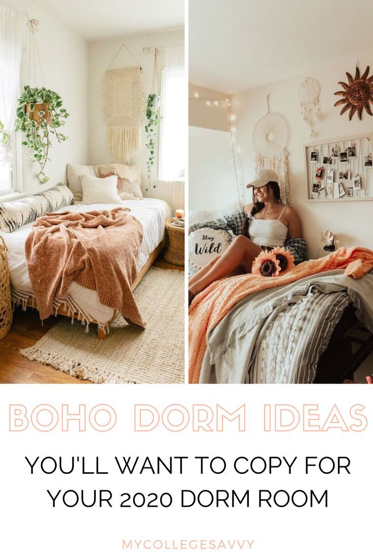 Boho Dorm Decor Everything You Need To Create The Room Of Your Dreams