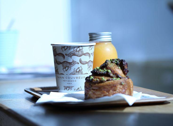 Yann Couvreur Paris, France coffee cup food breakfast lunch restaurant brunch sense