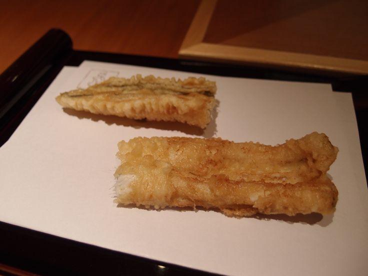 Conger eel @Tenshichi, 2014/4