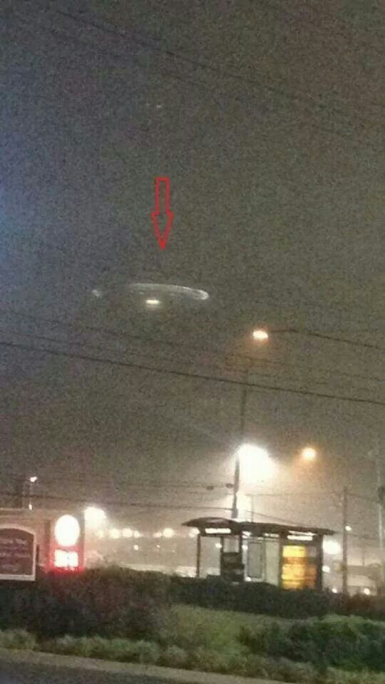 UFO or latest military development = you decide ‼️
