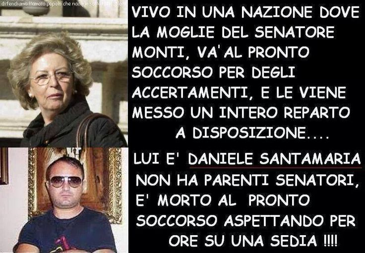 il popolo del blog,notizie,attualità,opinioni : l'Italia democratica è questa quà, cioè una medass...