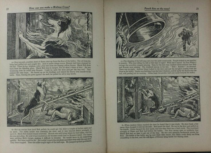 Dandy Book 1953 - Pg 22 and 23