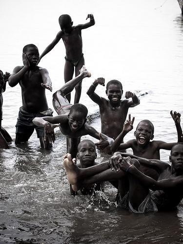 Senegal 2009 kids! Fandi.es' photo stream