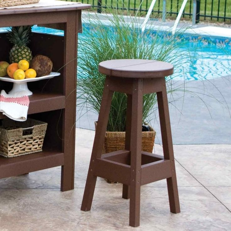 Best 25+ Outdoor Bar Stools Ideas On Pinterest