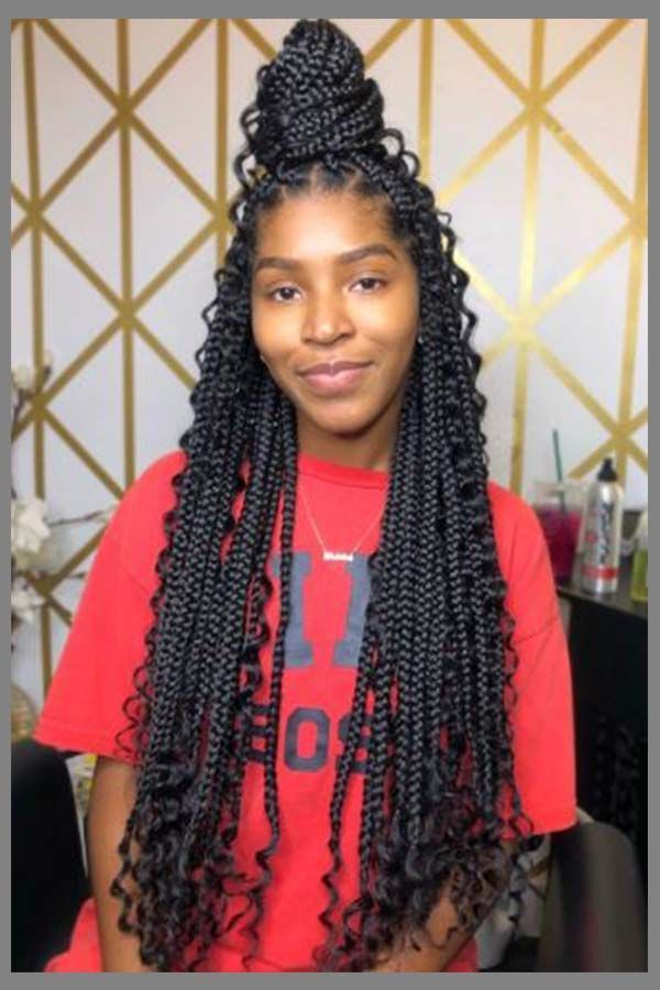 To Braided Hairstyles Braided Hairstyles To The Scalp Braided Hairstyles Youtube Braid Hairstyle In 2020 Braids For Long Hair Goddess Braids Hairstyles Hair Styles