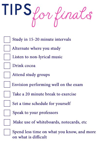 best study strategies