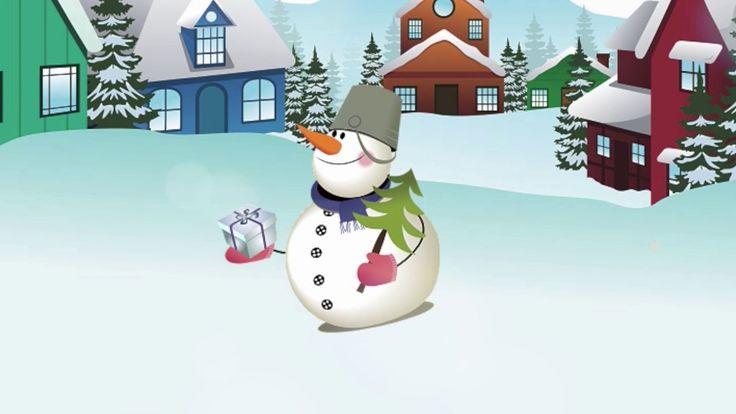 Hó-hó-hóember - gyerekdal