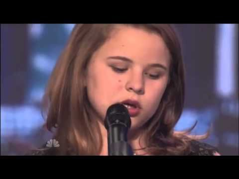 10 year old Anna Christine sings like a pro. Prepare to be blown away by...