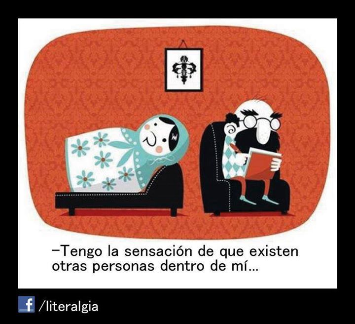 Existen otras personas dentro de mí. #learning #spanish #kids