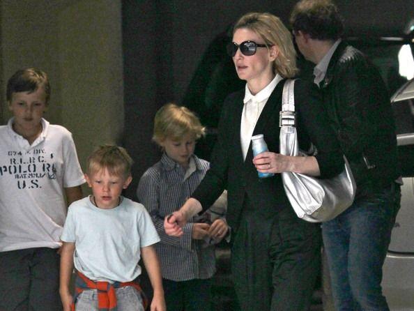 Andrew Upton- Golden Globes Winner Cate Blanchett's Husband - DailyEntertainmentNews.com