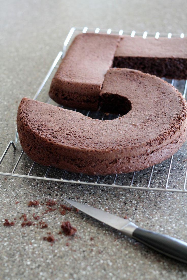 Number Five Cake Pan