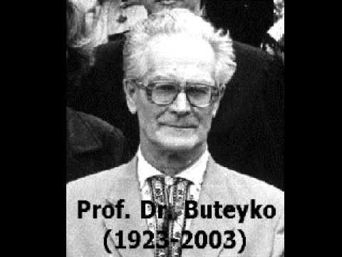Öngyógyítás dr Buteyko légzésmódszerével. /A 10. perc körül magyarázat a hiperventillációról./