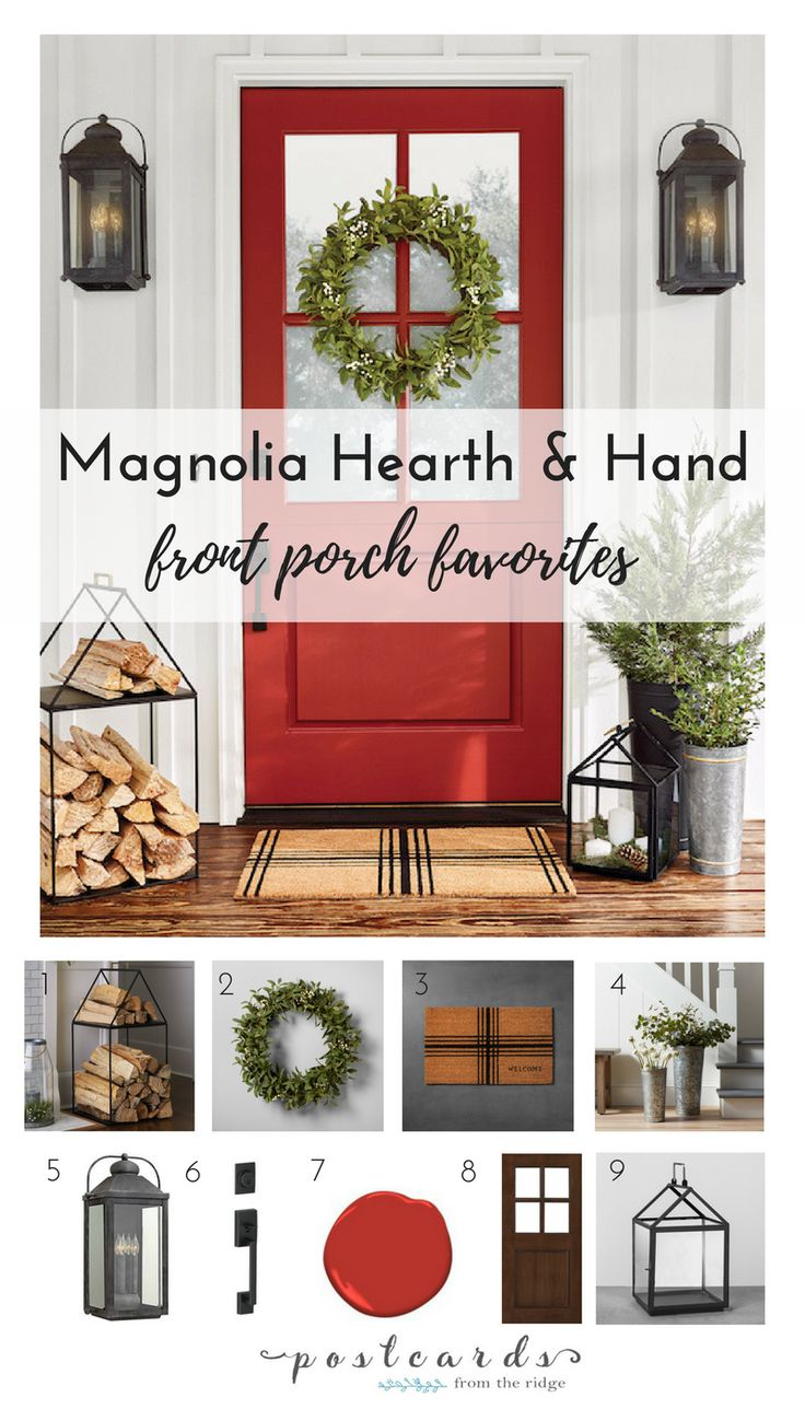 Favorites From The Magnolia Hearth And Hand Collection From Target