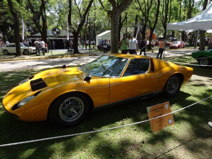 Lamborghini Miura, uno de nuestros favoritos de todos los tiempos!