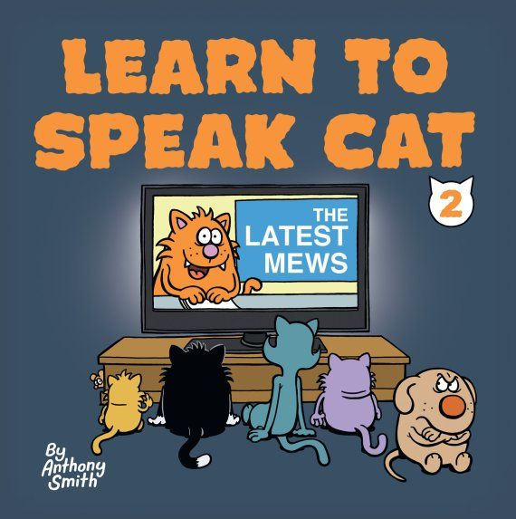 #Christmas #Giveaway! #Win a copy of Learn to Speak Cat 2 by Anthony Smith – the Purrfect Stocking Filler for Cat People with Cool For Cats UK blog! http://coolforcatsuk.com/http:/coolforcatsuk.com/christmas-giveaway-learn-to-speak-cat-2-by-anthony-smith