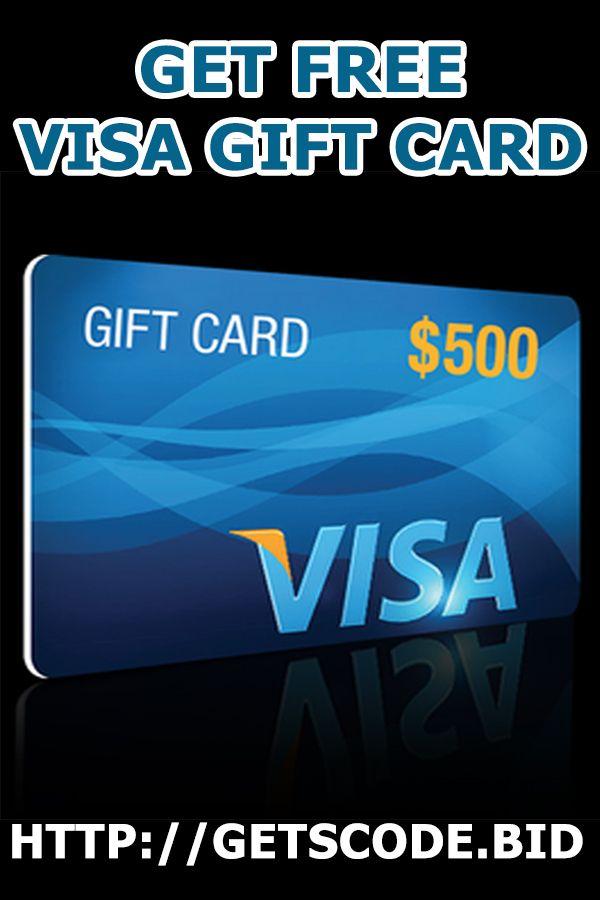 Free Visa Gift Card How To Get Free Visa Gift Card Free Visa