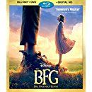 Amazon.com: The BFG (BD + DVD + Digital HD) [Blu-ray]: Mark Rylance, Ruby Barnhill, Penelope Wilton, Jemaine Clement, Rebecca Hall, Bill Hader, Steven Spielberg, Screenplay By Melissa Mathison, Based On The Book By Roald Dahl: Movies & TV