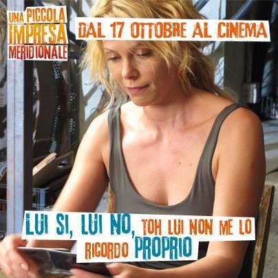 Lui si, lui no, toh lui non me lo ricordo proprio! #WarnerComedy #CinemaItaliano #UnaPiccolaImpresaMeridionale #BarboraBobulova