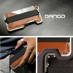 Dango Products   Redefining the Wallet by Charlie Carroll — Kickstarter