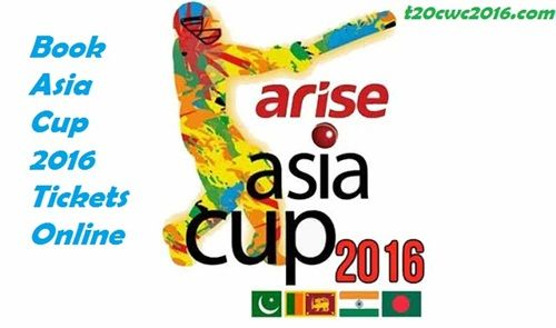 Book Asia Cup 2016 Tickets: You all will be delighted to know that Asia cup 2016 is again hosted by Bangladesh which is presently hosting the Under 19 cricket world cup 2016. The great news is that 5 teams will be playing Asia Cup 2016 T20 Matches and the winner of Asia Cup 2016 will …