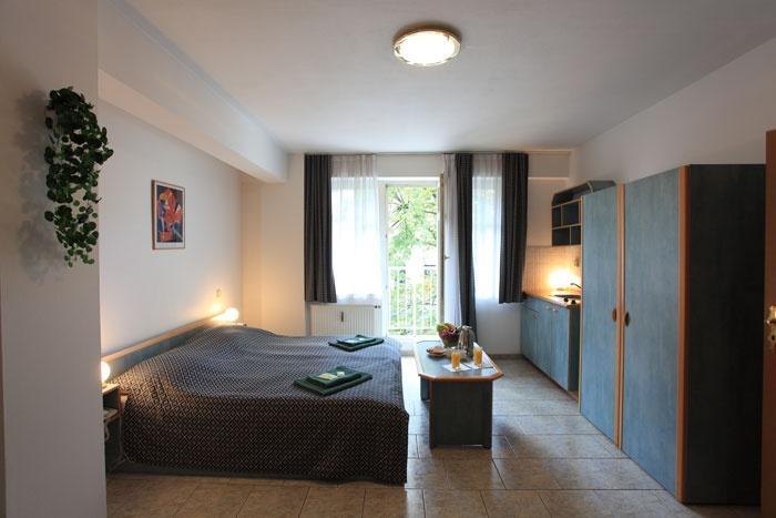 Cheap hotel in Prague
