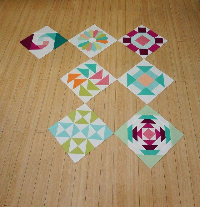die besten 25 patchwork und quilten ideen auf pinterest. Black Bedroom Furniture Sets. Home Design Ideas