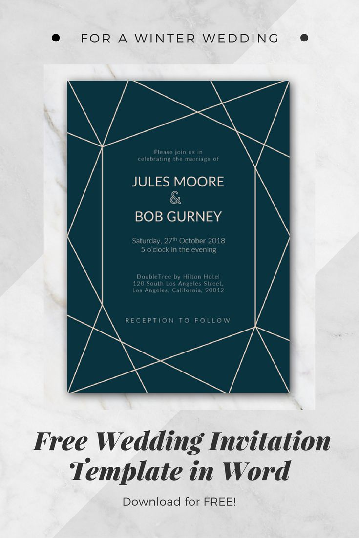 not on the high street winter wedding invitations%0A Check out this Winter Wedding invitation  Really fancy  Download the  template for FREE now