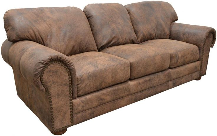 Leather Cheyenne Sofa San Antonio Austin Houston TX