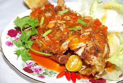 Cara membuat Ikan Mas Kerutup, untuk lihat resep dan cara mudah nya silahkan klik, kuliner.ilmci.com