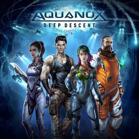 Meet the four heroes of Aquanox Deep Descent! They work as a team, whether you…