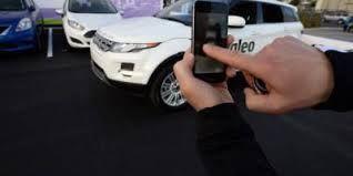 Come fare Soldi, Capire & Conoscere l'Economia: L'auto si apre con una app: Valeo lancia la chiave...